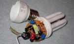ARES Soluzioni Lampadina CFL aperta