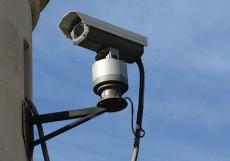 ARES Soluzioni Sicurezza telecamera esterna