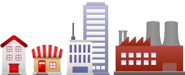 ARES Soluzioni Tipologie di intervento - icone