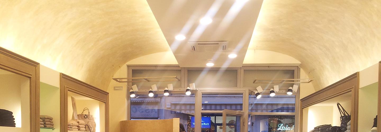 Ares soluzioni illuminazione a led impianti - Esempi di illuminazione a led per interni ...