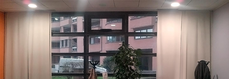 REALIZZAZIONI LED ARES Soluzioni per uffici con illuminazione a LED